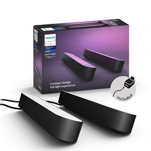 Комплект умных светильников Philips Hue Play White and Color Ambiance 915005733901