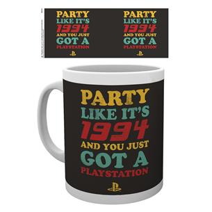 Mug Playstation Party