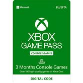 Xbox Game Pass 3-kuuline [digitaalne] liikmekaart
