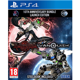 PS4 mäng Bayonetta & Vanquish 10th Anniversary Bundle