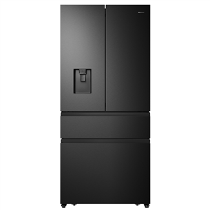 SBS refrigerator Hisense (181 cm) RF540N4WF1