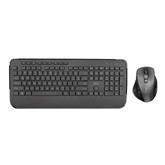 Беспроводная клавиатура + мышь Trust Mezza
