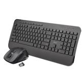 Juhtmevaba klaviatuur + hiir Trust Mezza
