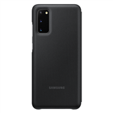 Samsung Galaxy S20 LED View kaaned