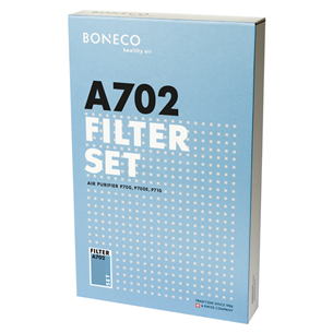 Filter set for P700 air purifier Boneco A702