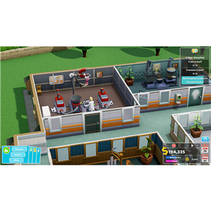 Xbox One mäng Two Point Hospital