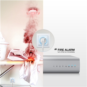 Suitsuandur Fibaro (Z-Wave Plus)