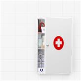 Ukse/akna juhtmevaba andur Fibaro (HomeKit)