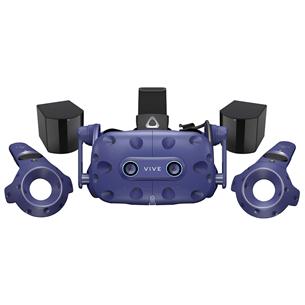 VR peakomplekt HTC VIVE Pro Eye