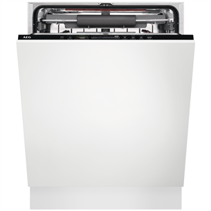 Built-in dishwasher AEG (15 place settings) FSE63767P