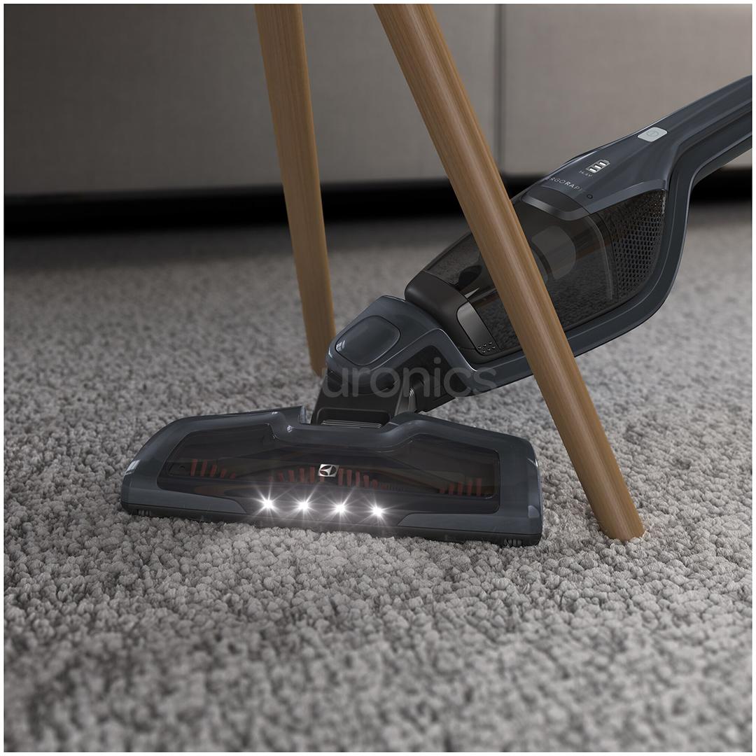 Cordless vacuum cleaner Electrolux Ergorapido