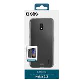 Nokia 2.2 silikoonümbris SBS