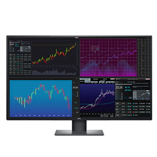 43'' Ultra HD LED IPS-монитор Dell U4320Q