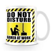Mug Gamer at Work