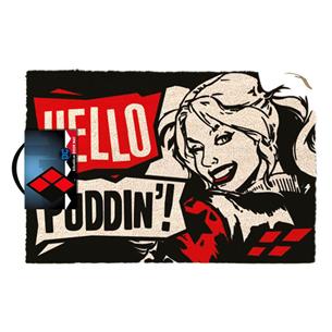 Door mat Harley Quinn Hello pudding (40x60cm)