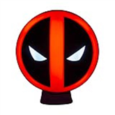 Dekoratsioon lamp Deadpool