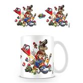 Mug Super Mario Odyssey