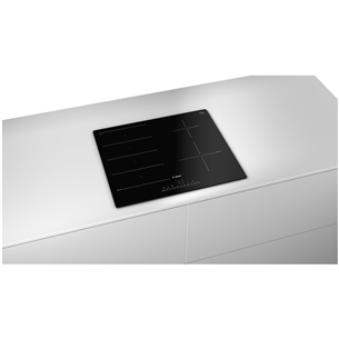 Built-in induction hob Bosch