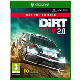 Xbox One game DiRT Rally 2.0 Day One Edition
