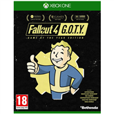 Xbox One mäng Fallout 4 Game of the Year Edition