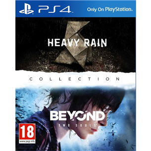 PS4 Heavy Rain and BEYOND: Two Souls collection