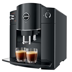 Espresso machine JURA D6 Piano Black 15324