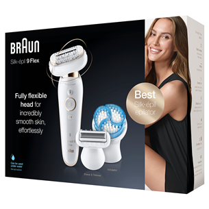 Epilaator Braun Silk-epil 9 Flex
