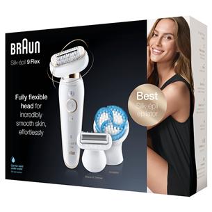 Эпилятор Braun Silk-epil 9 Flex SES9010
