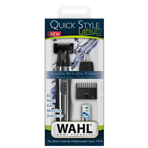 Trimmer Wahl Quick Style 05604-035