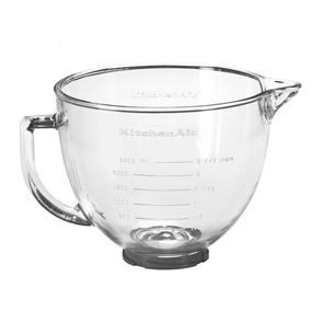 Klaaskauss Artisan mikserile KitchenAid 4,83 L