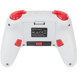 Nintendo Switch controller PowerA Enhanced Poké Ball Edition
