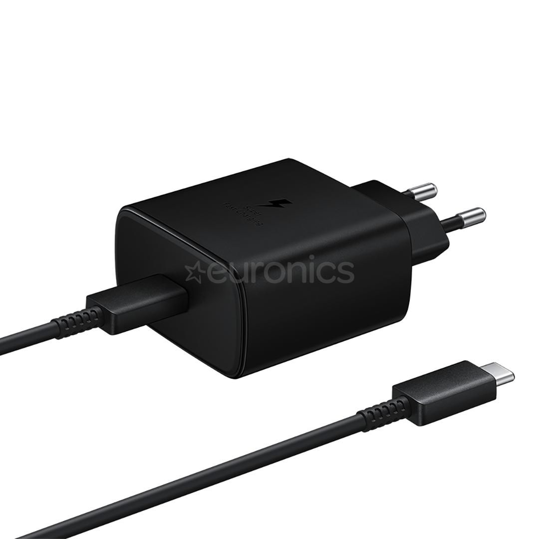 Комнатное зарядное устройство USB-C Samsung (45 Вт)