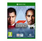 Игра F1 2019 для Xbox One