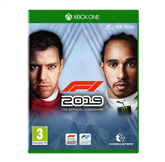 Xbox One mäng F1 2019