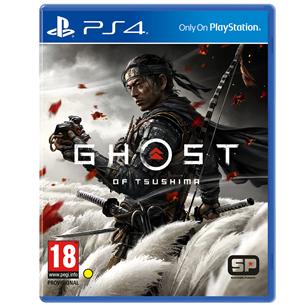 Игра Ghost of Tsushima для PlayStation 4 711719364900