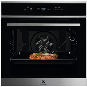Built-in oven Electrolux (pyrolytic cleaning) EOE7P31X