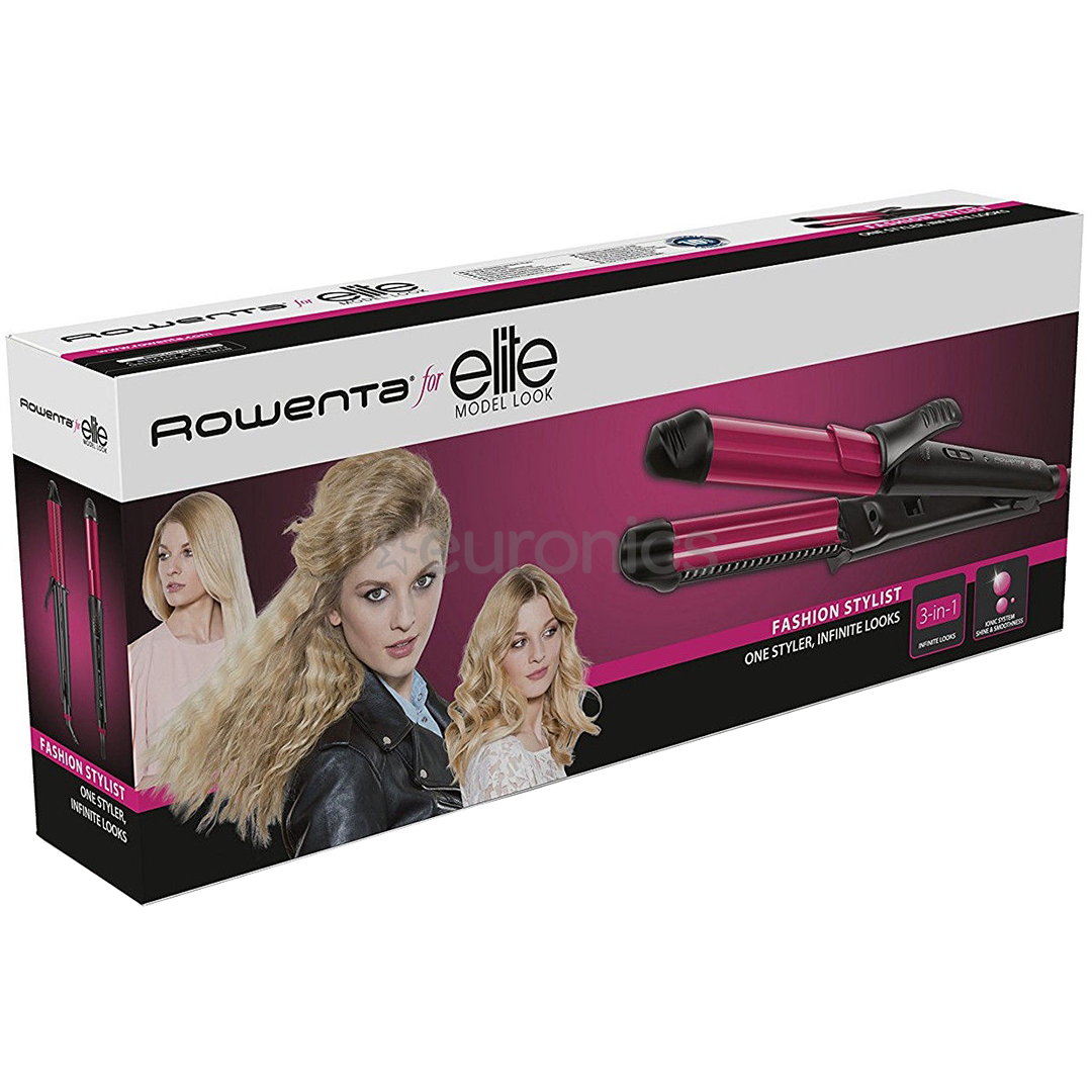 Multistyler 3-in 1 Rowenta Fashion Stylist