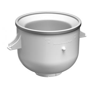 Комплект: миксер KitchenAid Artisan 4,83 л + чаша для приготовления мороженого