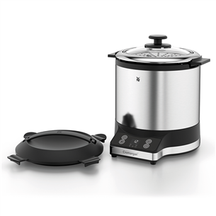 Rice cooker with lunch box WMF