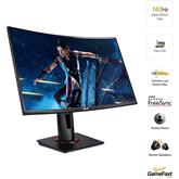 27 nõgus Full HD LED VA-monitor ASUS