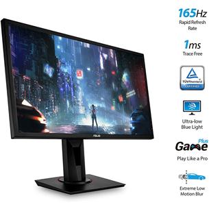 24'' Full HD LED TN monitor ASUS