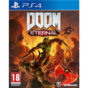 PS4 mäng DOOM Eternal 5055856422747