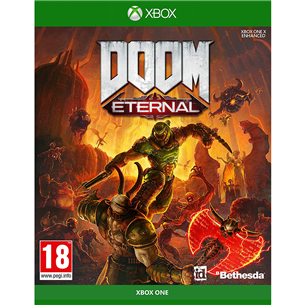 Xbox One mäng DOOM Eternal 5055856422914