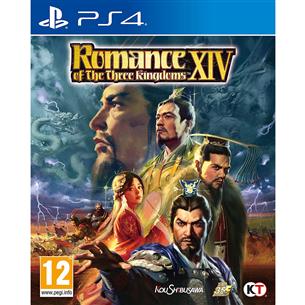 PS4 mäng Romance of the Three Kingdoms XIV