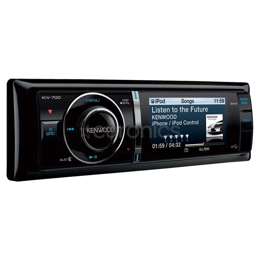 Car Stereo Kenwood, KIV700