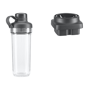 Dual-purpose jar for KitchenAid Artisan K400 blender 5KSB2030PJB