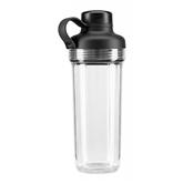 Kahe otstarbega BPA-vaba pudel KitchenAid Artisan blenderile 500 ml