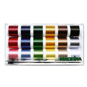 Tikkimisniidid Madeira 18 tk 8040