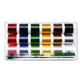 Embroidery threads RAYON Madeira 18 pcs