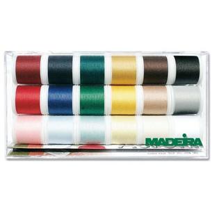 Threads Madeira 18 pcs